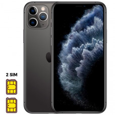 Apple iPhone 11 Pro [Dual SIM] 512GB Space Gray (серый космос)