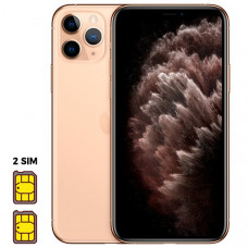 Apple iPhone 11 Pro [Dual SIM] 512GB Gold (золотой)