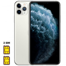 Apple iPhone 11 Pro Max [Dual SIM] 64GB Silver (серебристый)