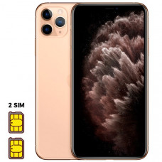 Apple iPhone 11 Pro Max [Dual SIM] 64GB Gold (золотой)