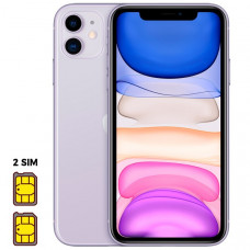 Apple iPhone 11 [Dual SIM] 64GB Purple (фиолетовый)