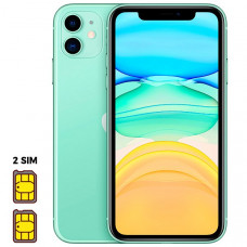 Apple iPhone 11 [Dual SIM] 128GB Green (зеленый)