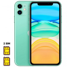 Apple iPhone 11 [Dual SIM] 256GB Green (зеленый)