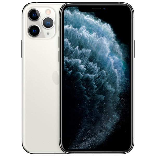 Apple iPhone 11 Pro 256GB Silver (серебристый)