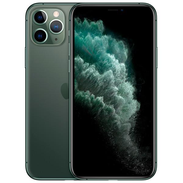 Apple iPhone 11 Pro 512GB Midnight Green (темно-зеленый)