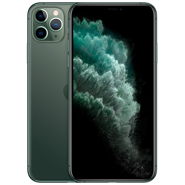 Apple iPhone 11 Pro Max 64GB Midnight Green (темно-зеленый)