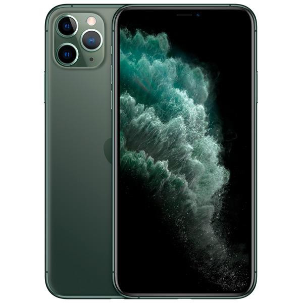 Apple iPhone 11 Pro Max 512GB Midnight Green (темно-зеленый)