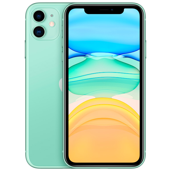 Apple iPhone 11 64GB Green (зеленый)