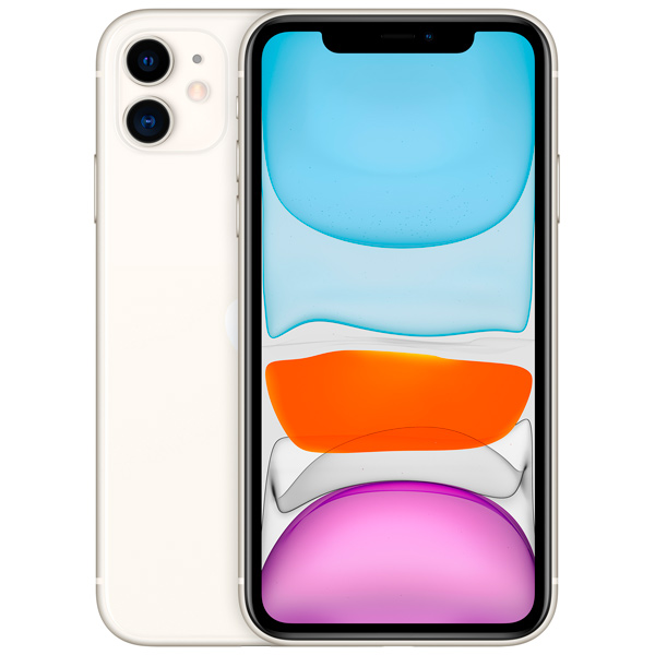 Apple iPhone 11 128GB White (белый)
