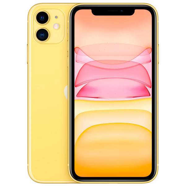 Apple iPhone 11 128GB Yellow (желтый)