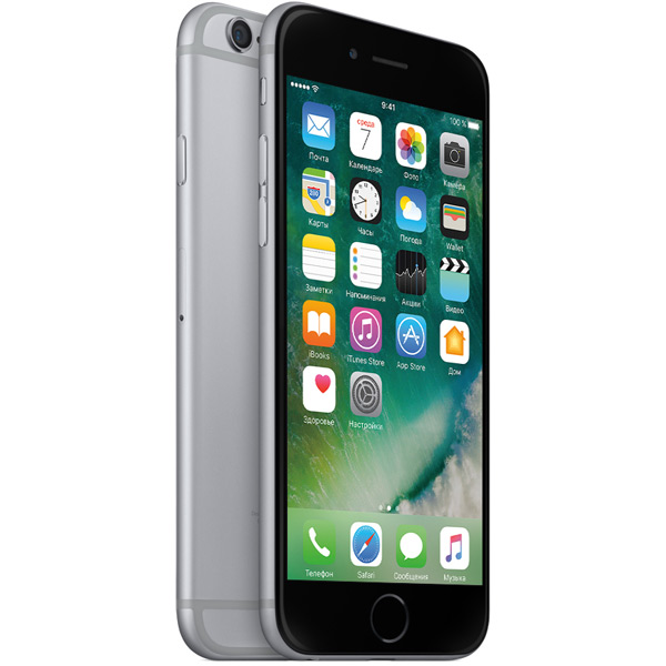 Apple iPhone 6 128GB Space Gray (серый космос)