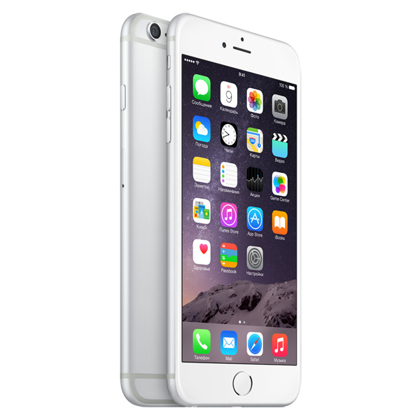 Apple iPhone 6 Plus 128GB Silver (серебристый)