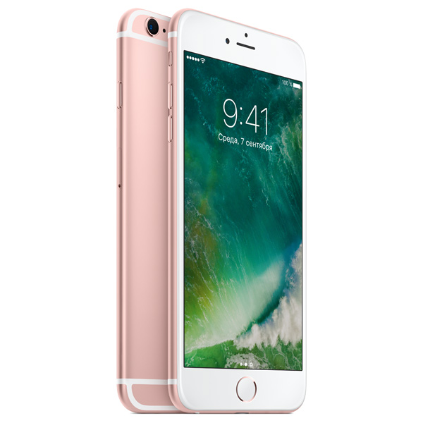Apple iPhone 6S Plus 16GB Rose Gold (розовое золото)