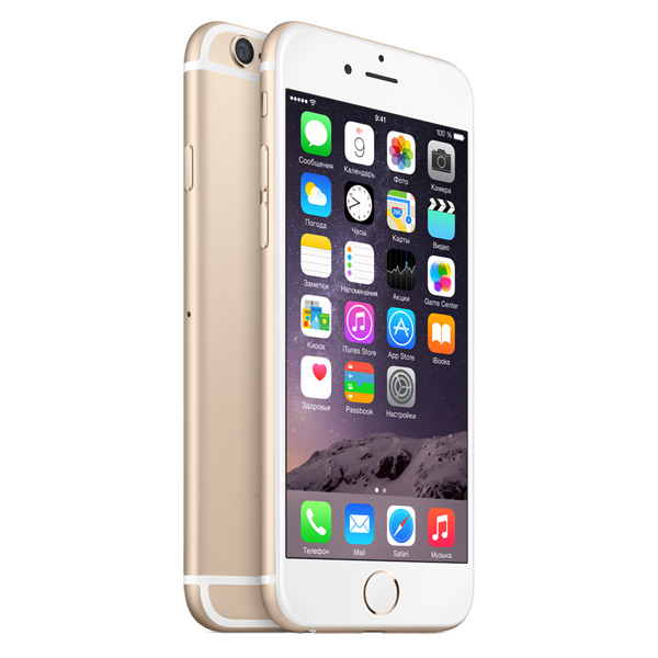 Apple iPhone 6 32GB Gold Special Edition (золотой)