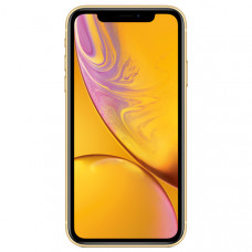 Apple iPhone XR [Dual SIM] 64GB Yellow (желтый)