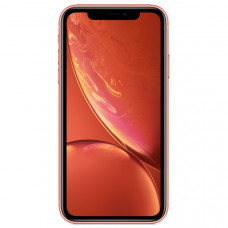 Apple iPhone XR [Dual SIM] 64GB Coral (коралловый)