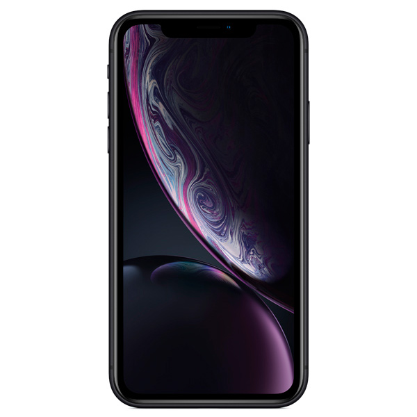 Apple iPhone XR [Dual SIM] 256GB Black (черный)