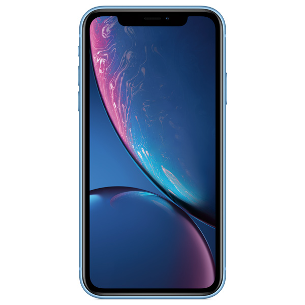 Apple iPhone XR [Dual SIM] 256GB Blue (синий)