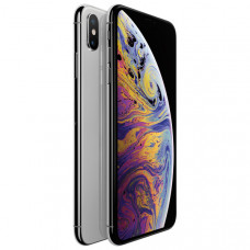Apple iPhone XS Max [Dual SIM] 64GB Silver (серебристый)