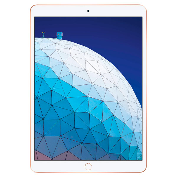 Apple iPad Air 10.5″ 2019 256GB WI-FI + Cellular Gold (золотой)