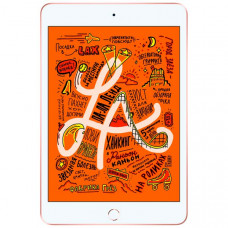 Apple iPad mini 5 2019 64GB WI-FI + Cellular Gold (золотой)