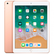Apple iPad New 2018 32GB Wi-Fi + Cellular Gold (золотой)