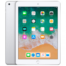 Apple iPad New 2018 128GB Wi-Fi + Cellular Silver (серебристый)