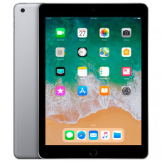 Apple iPad New 2018 128GB Wi-Fi Space Grey (серый космос)
