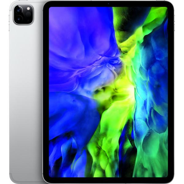 Apple iPad Pro 11″ 2020 128GB Wi-Fi + Cellular Silver (серебристый)