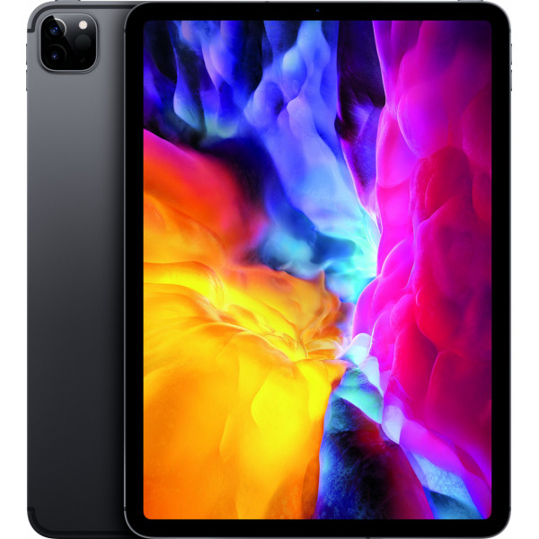 Apple iPad Pro 11″ 2020 256GB Wi-Fi + Cellular Space Gray (серый космос)