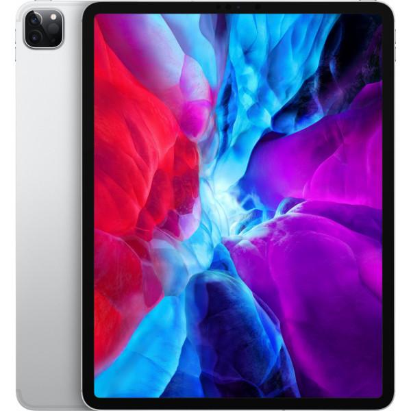 Apple iPad Pro 12.9″ 2020 256GB Wi-Fi Silver (серебристый)