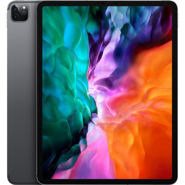 Apple iPad Pro 12.9″ 2020 512GB Wi-Fi + Cellular Space Gray (серый космос)