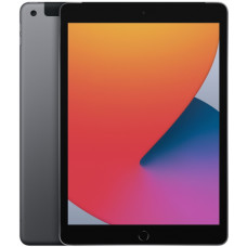 Планшет Apple iPad 10.2 Wi-Fi + Cellular 128GB Space Grey