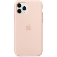 Чехол Apple Silicone Case для iPhone 11 Pro Pink Sand розовый