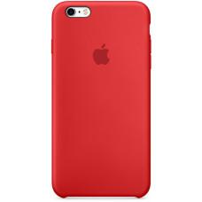 Чехол Apple Silicone Case для iPhone 6 Plus/6S Plus (PRODUCT) Red красный
