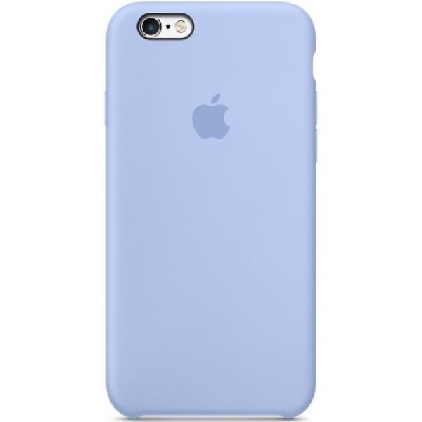 Чехол Apple Silicone Case для iPhone 6/6s Lilac силиконовый сиреневый