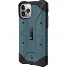 Чехол UAG Pathfinder Series Case для iPhone 11 Pro сине-серый (Slate)