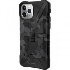 Чехол UAG Pathfinder SE Camo для iPhone 11 Pro чёрный Midnight