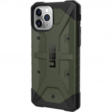 Чехол UAG Pathfinder Series Case для iPhone 11 Pro оливковый (Olive Drab)