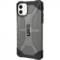 Чехол UAG Plasma Series Case для iPhone 11 серый (Ash)