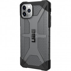 Чехол UAG Plasma Series Case для iPhone 11 Pro Max серый (Ash)