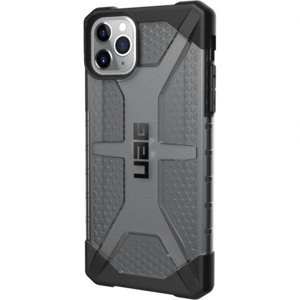 Чехол UAG Plasma Series Case для iPhone 11 Pro Max серый (Ash)