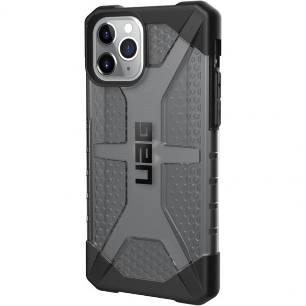 Чехол UAG Plasma Series Case для iPhone 11 Pro серый (Ash)