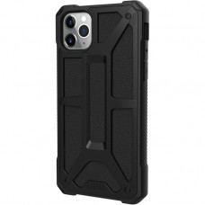 Чехол UAG Monarch Series Case для iPhone 11 Pro Max чёрный (Black)