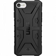 Чехол UAG Pathfinder Series Case для iPhone 6/7/8/SE 2 2020 чёрный (Black)