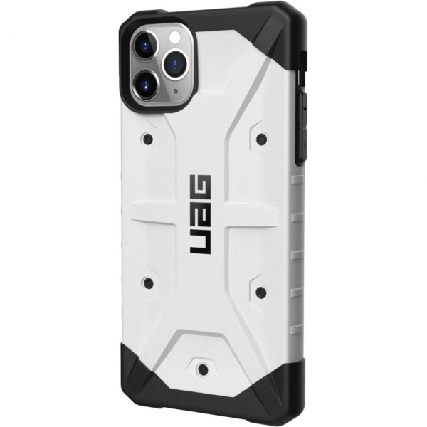 Чехол UAG Pathfinder Series Case для iPhone 11 Pro Max белый (White)