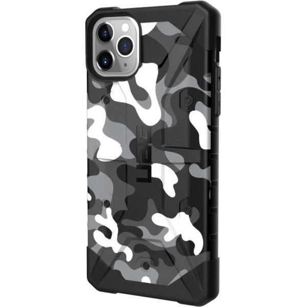 Чехол UAG Pathfinder SE Camo для iPhone 11 Pro Max белый Arctic