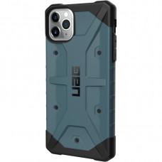Чехол UAG Pathfinder Series Case для iPhone 11  сине-серый (Slate)