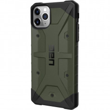 Чехол UAG Pathfinder Series Case для iPhone 11  оливковый (Olive Drab)