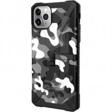 Чехол UAG Pathfinder SE Camo для iPhone 11  белый Arctic